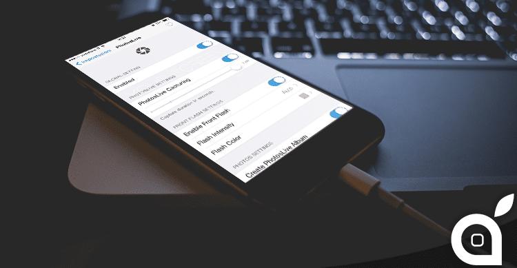 Disponibile il tweak che porta la nuova funzione Live Photo sui dispositivi con iOS 8 | Cydia