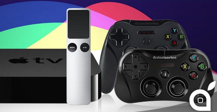La Apple TV supporterà i controller Bluetooth per il gaming, sarà anche una console? | Rumor