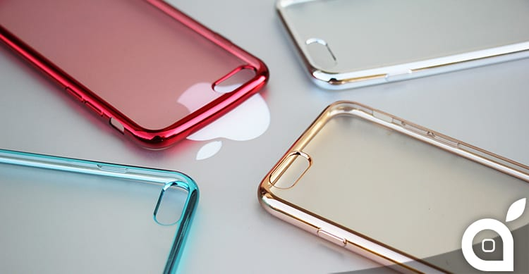 custodia iphone 6 oro rosa