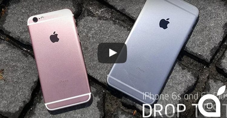 iPhone 6s: primi unboxing e droptest [Video]