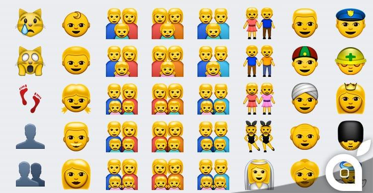 emoji omosessuali