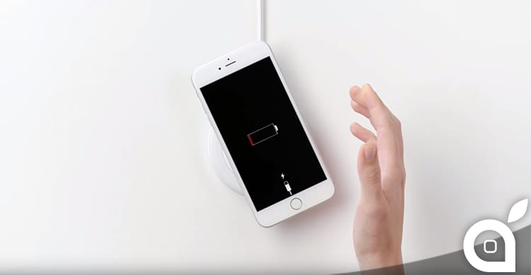 galaxy S6 iphone 6s wireless charging