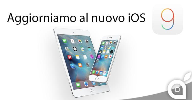 iOS 9 in arrivo, come preparare i dispositivi all'aggiornamento