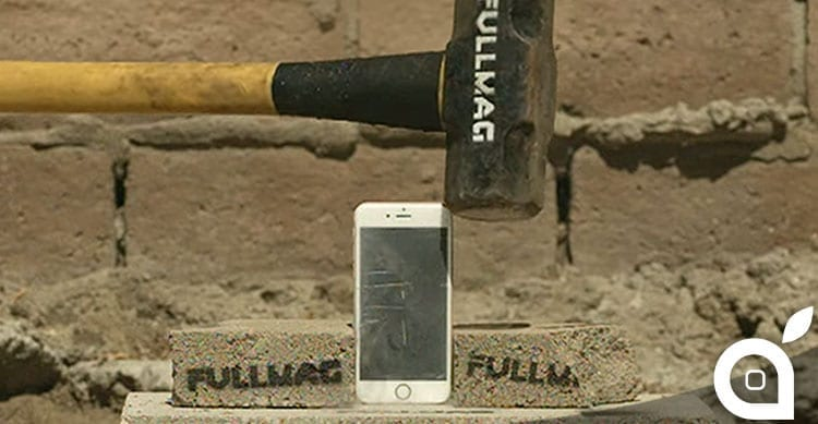 iPhone 6s martello nitrogeno fullmag