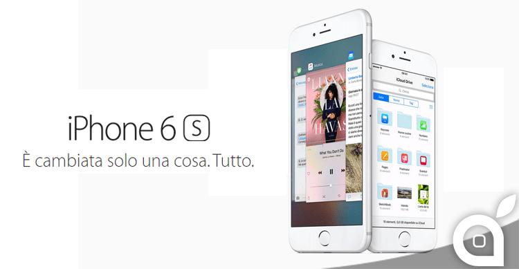 Secondo un'analisi di mercato, l'iPhone 6S da 64 GB è quello più venduto