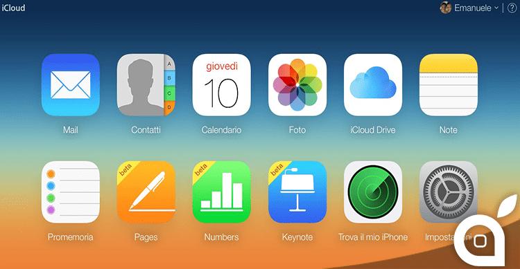 Ecco le nuove tariffe per iCloud, solo 0,99$ per 50GB di storage