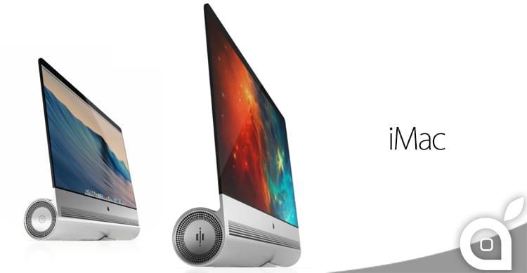 Apple brevetta un iMac con il retro in vetro