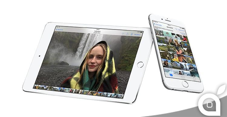 Ottima risposta per iOS 9, Apple conferma l'installazione sul 50% dei dispositivi