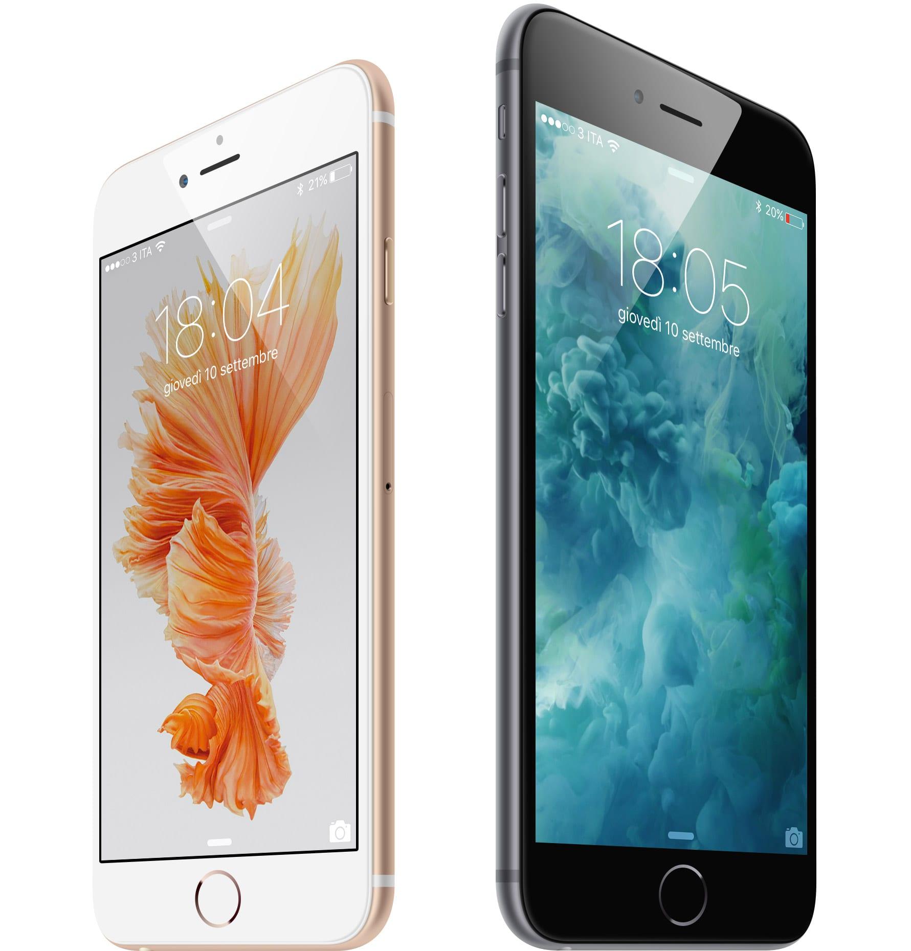 #WallpaperSelection #87 – iSpazio vi offre in esclusiva il Download degli Sfondi del nuovo iPhone 6s!
