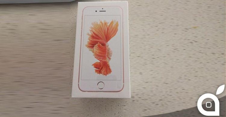 Recapitati i primi pre-ordini di iPhone 6s