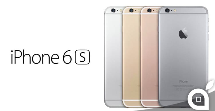 Il processore A9 di iPhone 6s è un dual-core da 1.8 GHz