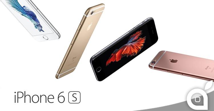 Primo confronto 'hardware' tra iPhone 6s, 6s Plus ed i top di gamma Android