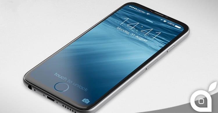 LG è in grado di integrare un lettore d'impronte digitali nel pannello del display