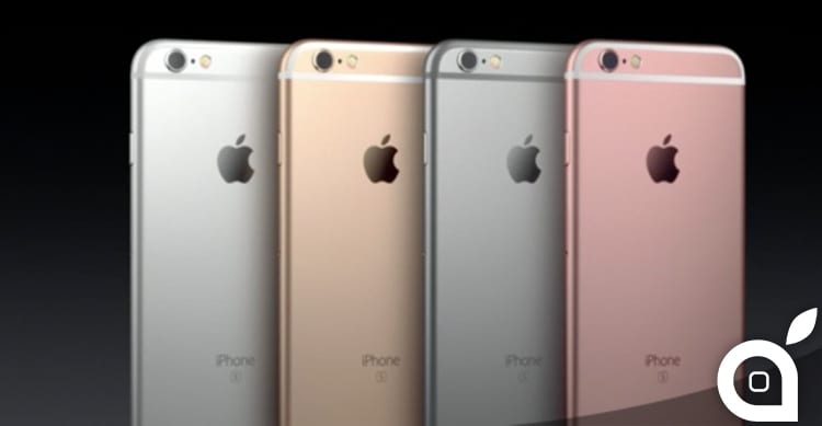Apple presenta i nuovi iPhone 6s e 6s Plus: ecco la nuova colorazione Rose Gold [Galleria]