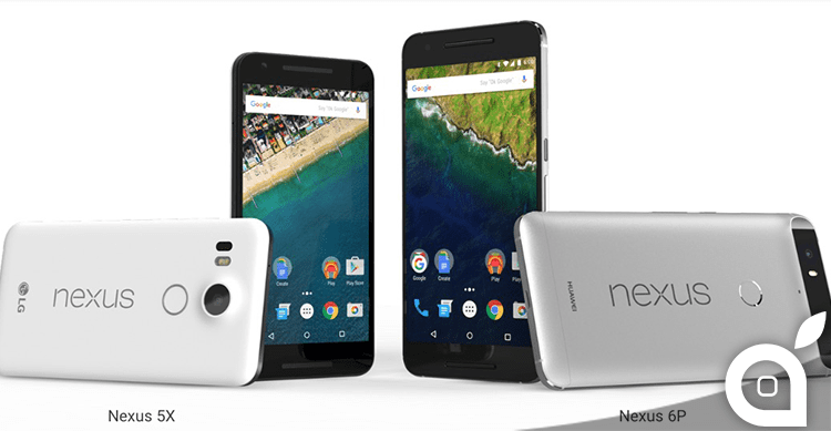 Google presenta i nuovi Nexus 5X e Nexus 6P [Video]