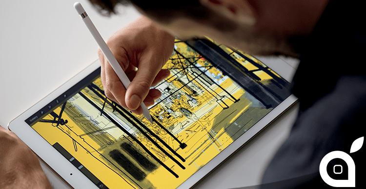 L'iPad Pro e la Apple Pencil testati dal Team di sviluppo Pixar