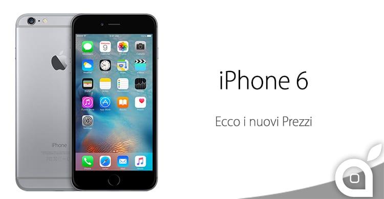 Calano i prezzi degli iPhone 6, 6 Plus e 5s. Ecco quanto costano adesso