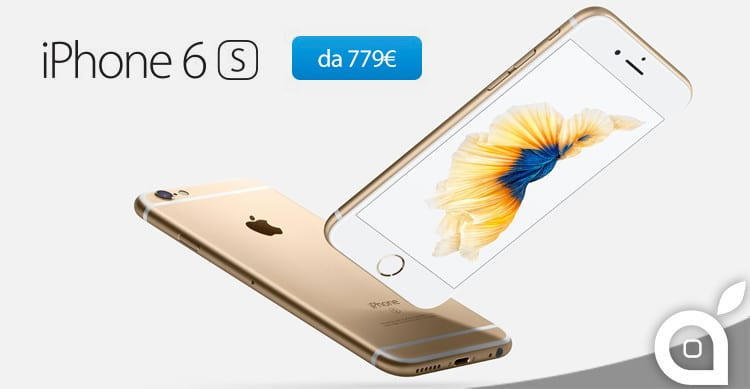 prezzi iphone6s italiani