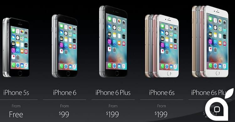 Apple guadagnerà circa 500$ per ogni iPhone 6s venduto