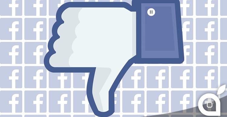 Zuckerberg conferma, Facebook sta lavorando al pulsante 'Non mi piace'