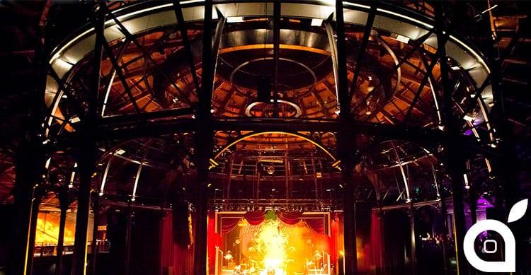 Apple Music Festival: l'azienda rende ecologica la sede del Roundhouse di Londra