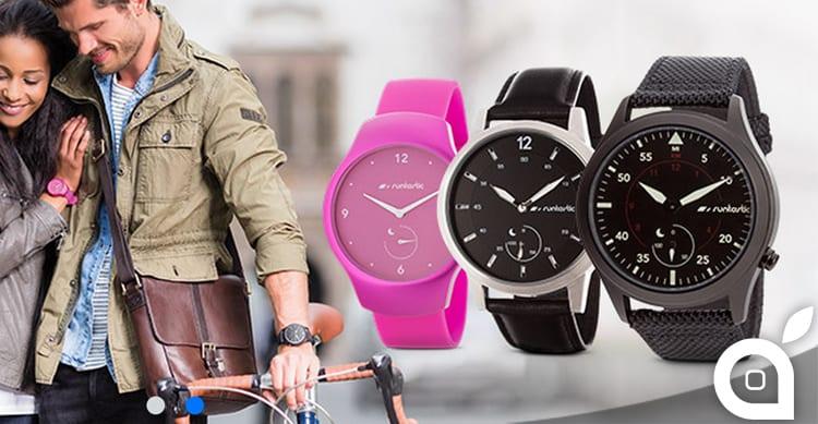 Runtastic Moment, il primo smartwatch per il fitness dopo l'acquisizione di Adidas
