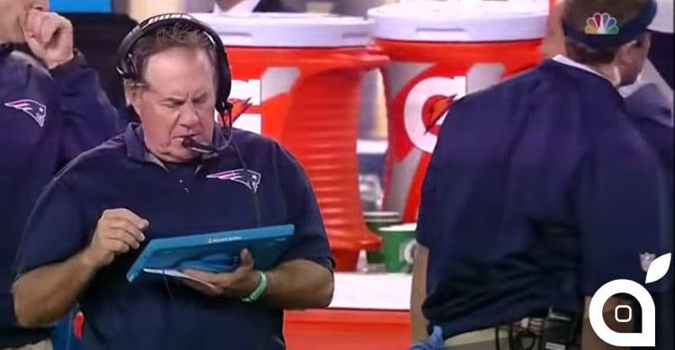 Microsoft sponsorizza la NFL con i Surface ma tutti lo chiamano iPad [Video]