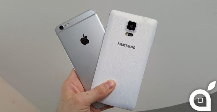 Il 27% degli utenti Android passa ad iPhone nell'ultimo trimestre