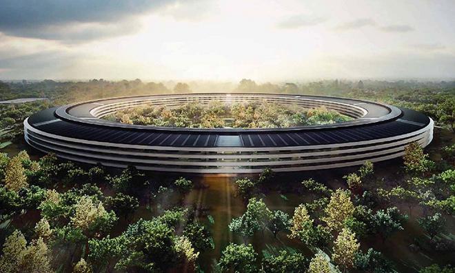 Nuovo video ci mostra i progressi all'Apple Campus 2 [Video]