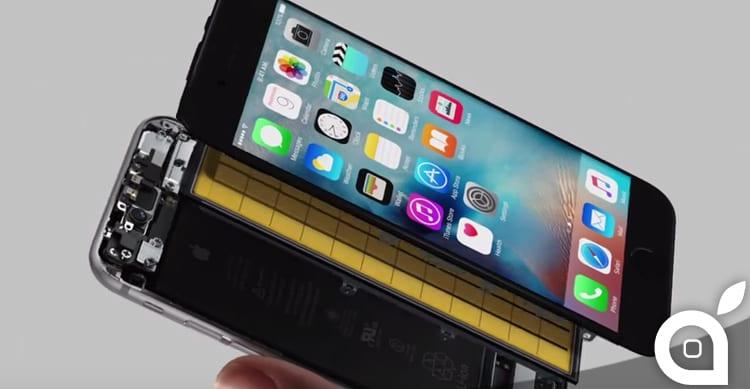 Teardown del pannello 3D Touch di iPhone 6s e 6s Plus