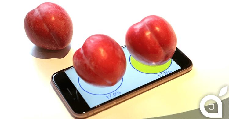 Trasformare l'iPhone in una bilancia: il 3D Touch del 6s può essere usato per pesare gli oggetti [Video]