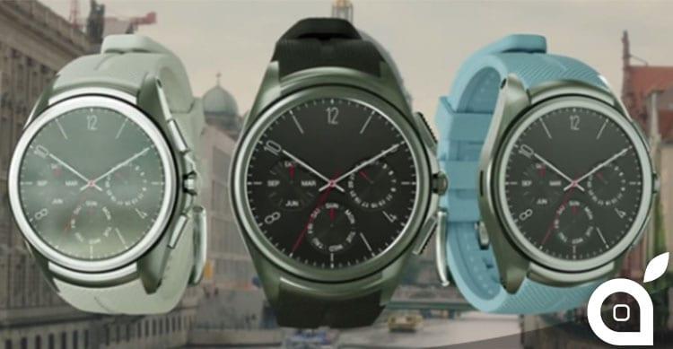 LG presenta Watch Urban 2, il primo Andorid Wear con coneesione 4G [Video]
