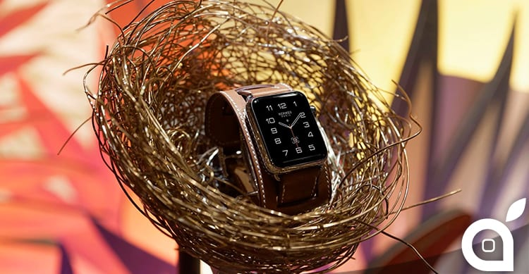 Il primo Unboxing dell'Apple Watch Hermès Edition [Video]