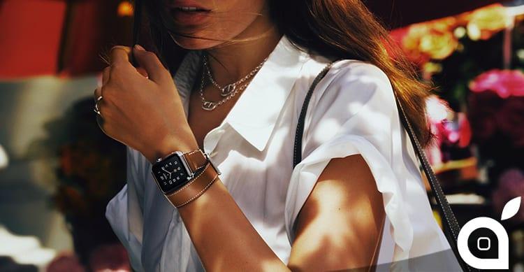 Apple Watch Hermès Edition, da oggi disponibili anche in Italia. Ecco i dettagli e i prezzi