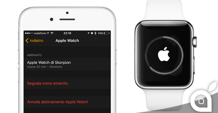 how to backup apple watch