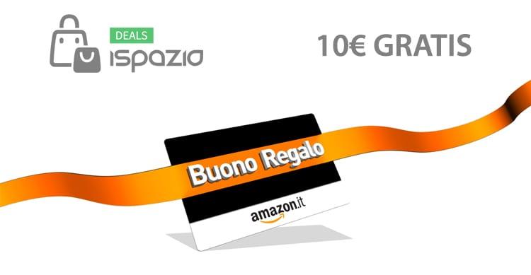 ULTIMO GIORNO: Torna il Buono Sconto Amazon di 10€ in Edizione 2016