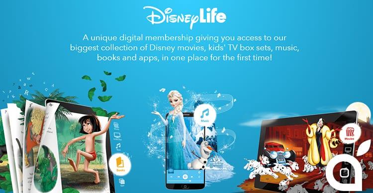 In arrivo DisneyLife, il nuovo servizio streaming in abbonamento di Disney
