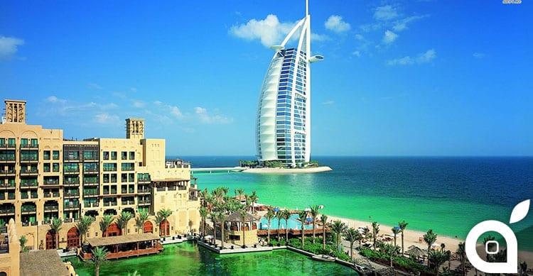 Apple alla conquista del medio oriente: aprono il 29 Ottobre gli Apple Store di lusso a Dubai ed Abu Dhabi