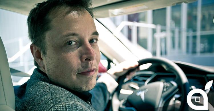 """Il CEO di Tesla Elon Musk torna sui suoi passi e dichiara di """"non odiare Apple"""""""