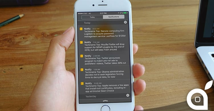 Facebook pronta a lanciare Notify, una nuova applicazione che ci permetterà di leggere notizie in tempo reale