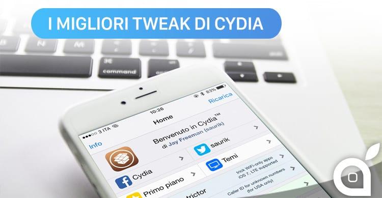 i migliori tweak di cydia per iOS 9