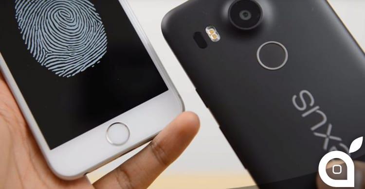 iphone 6s nexus 5