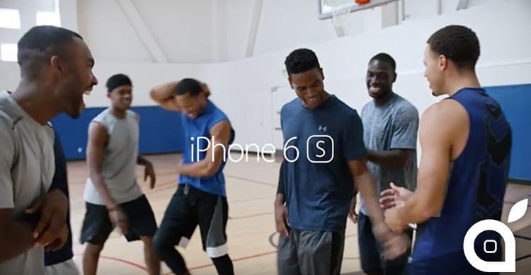iphone 6s spot