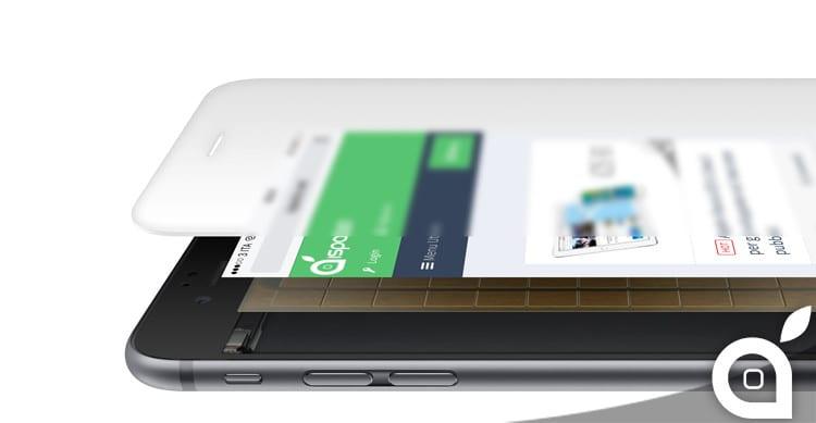 iphone 6s teardown 3d touch