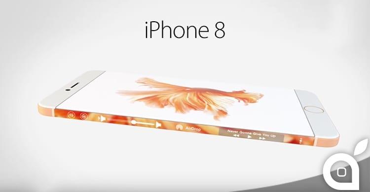 iPhone 7 ed iPhone 8 immaginati in due nuovi Concept [Video]