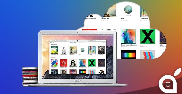 Entro fine anno il limite di brani caricabili su iTunes Match salirà a 100.000