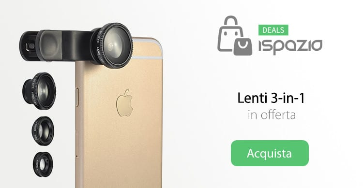 lenti 3-in-1 offerta ispazio amazon