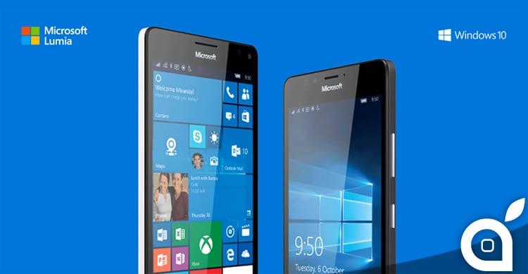Microsoft presenta i nuovi Lumia 950 e 950XL: smartphone con Windows 10 che diventano veri e propri computer! [Video]