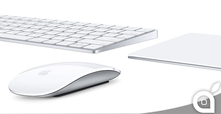 IFixit smonta i nuovi accessori Apple Magic Keyboard, Magic Mouse 2 e Magic Trackpad 2