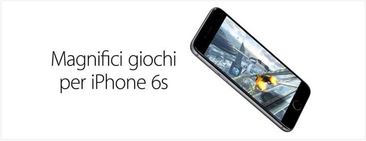 magnifici giochi per iphone 6s